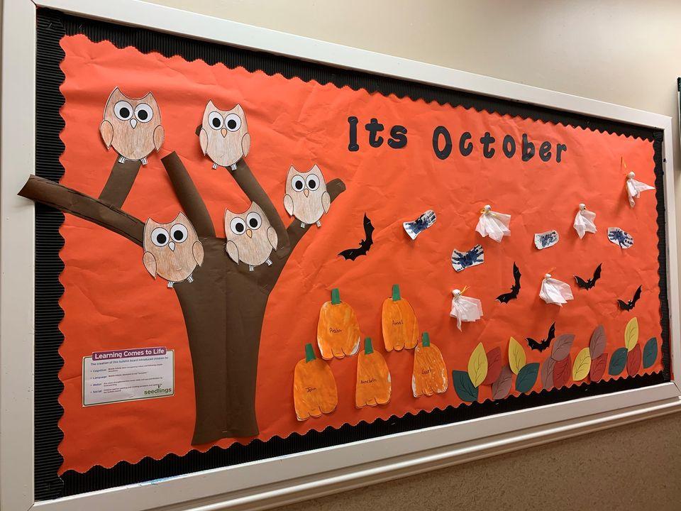 Halloween Themed Bulletin Board Ideas Teachersmag Com