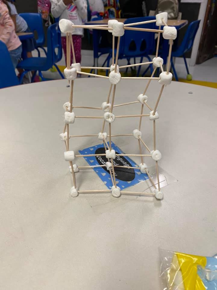 Building a STEM Skyscraper Out of Toothpicks and Marshmallows