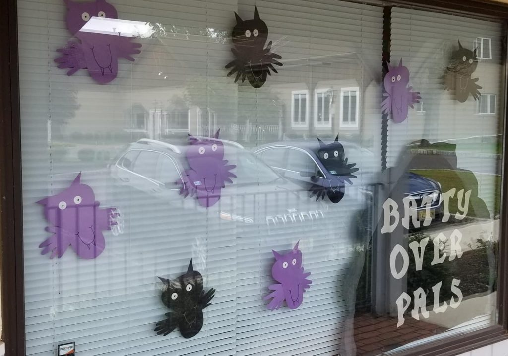 Halloween decorations for classroom