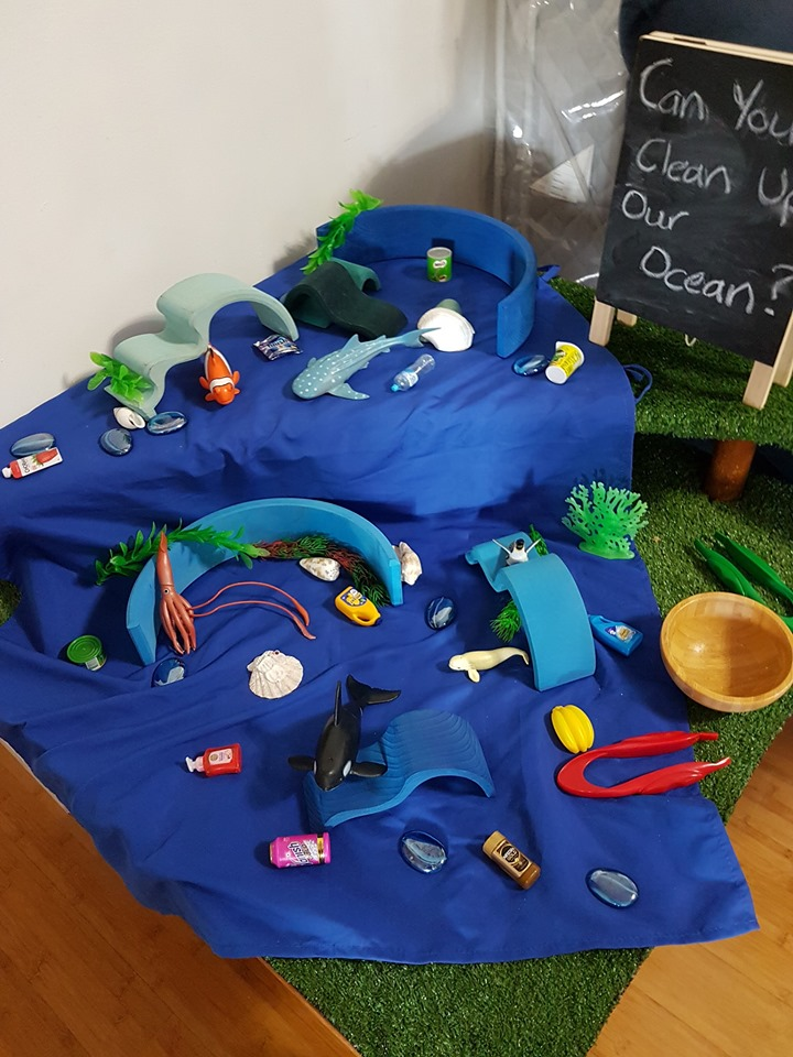 world ocean day activity