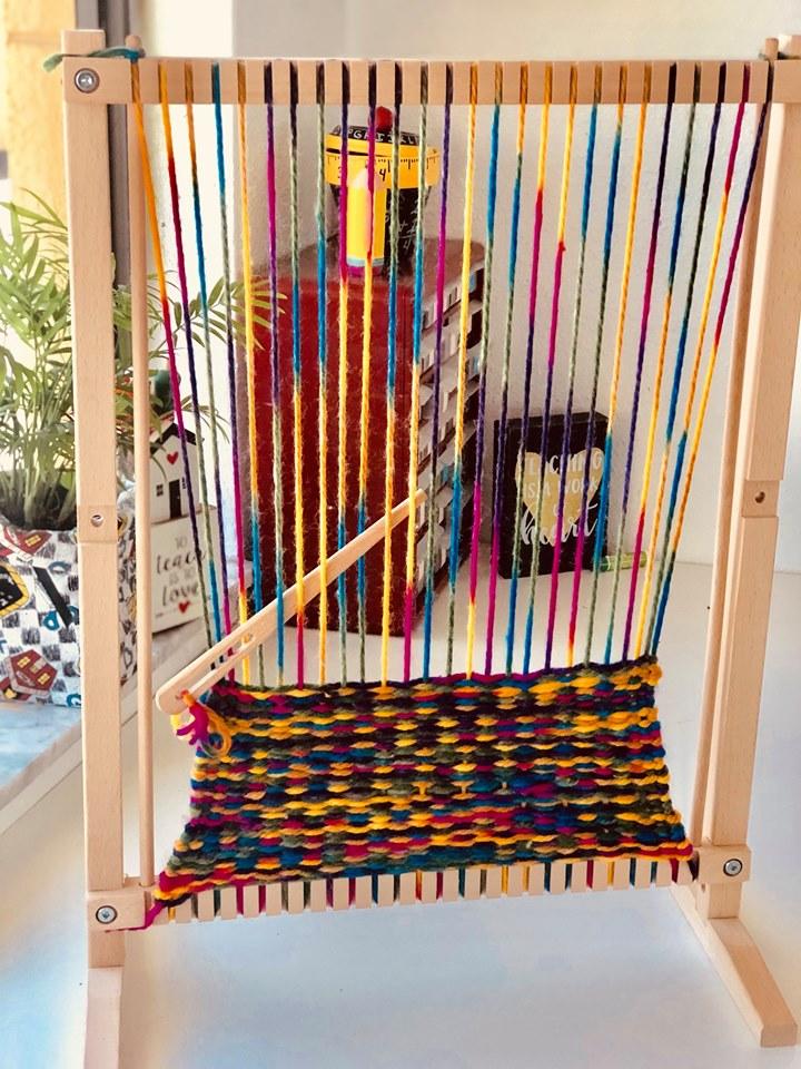 Weaving for Preschool and Kindergarten