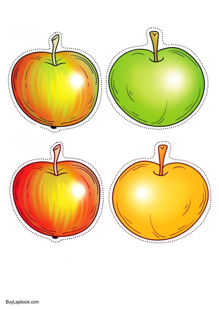 Apples printables