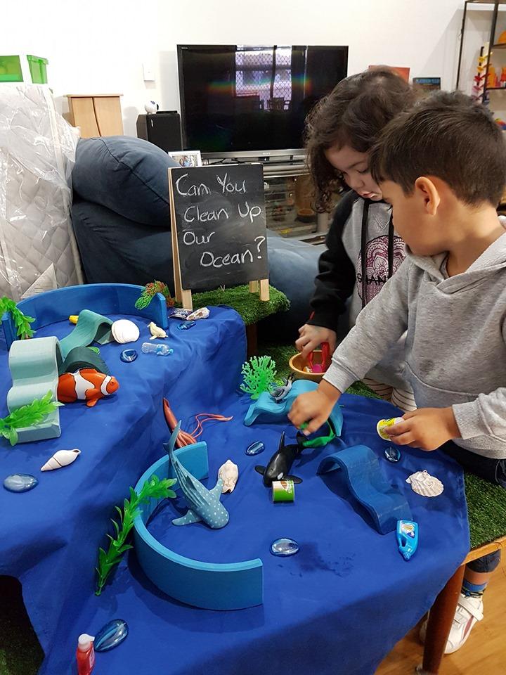 world ocean day activities