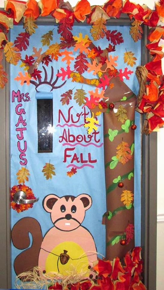 Fall Door Decoration Ideas