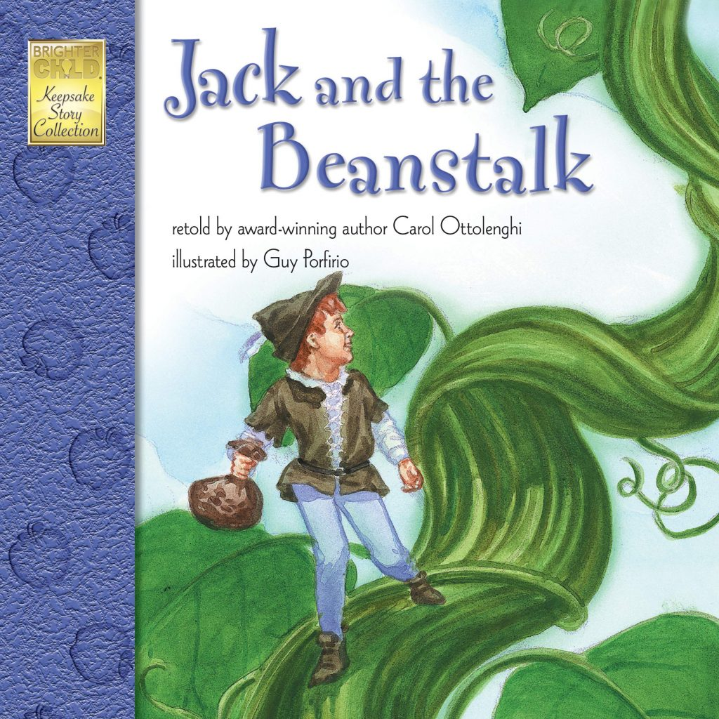 Jack and the Beanstalk Crafts for Preschoolers