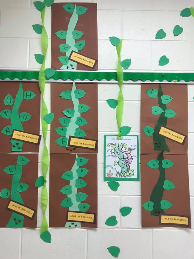 Name Beanstalk craft