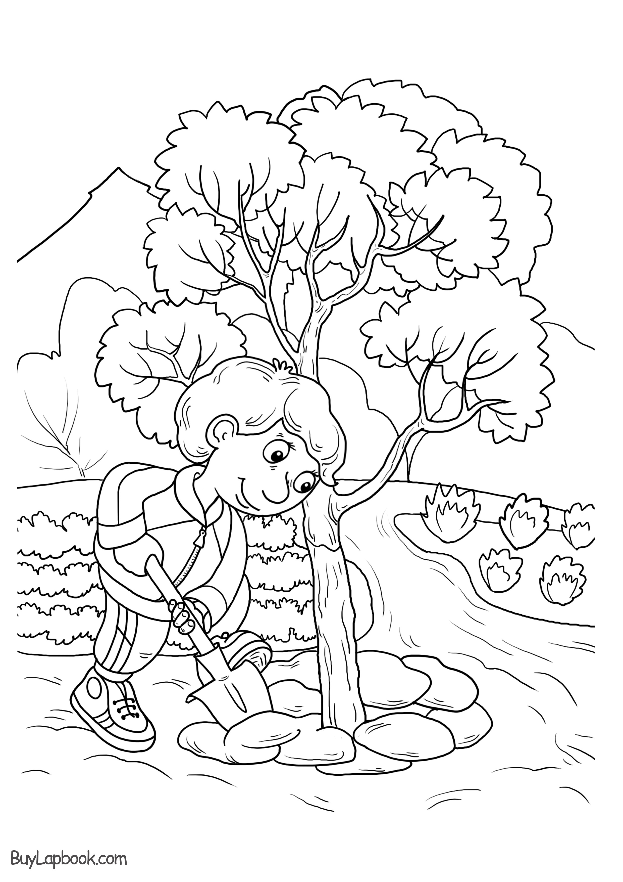 Tree of Life Coloring Pages | Diamond Ring Enhancers | 3508x2480
