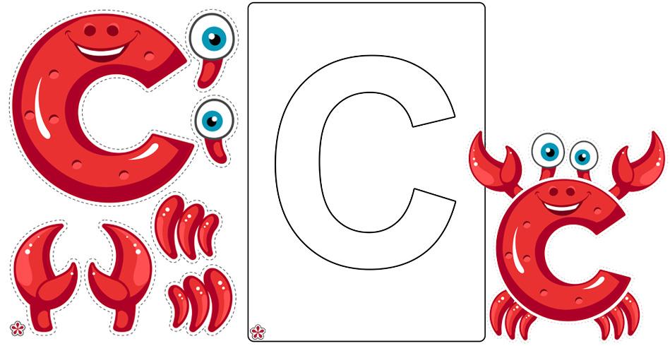 """C is For...,"" Craft Activities"