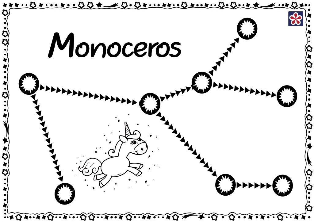 The Constellation Monoceros