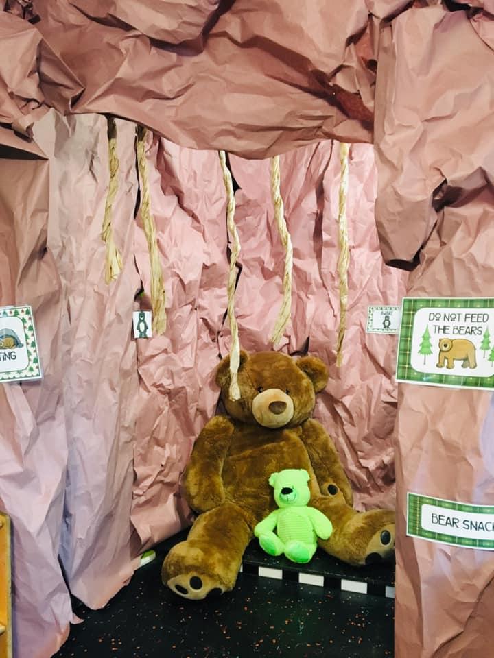 Fun Bear Themed Ideas For a Bear Week