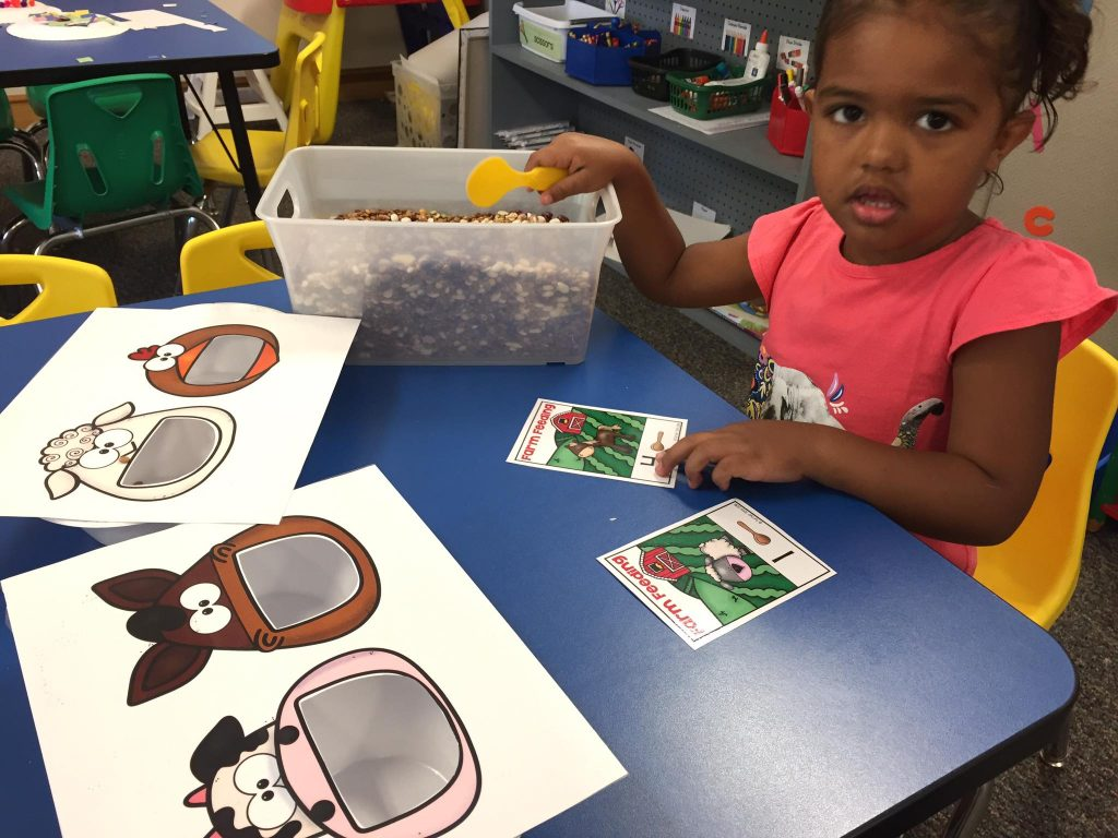Farm-Themed Activities for Preschool Students