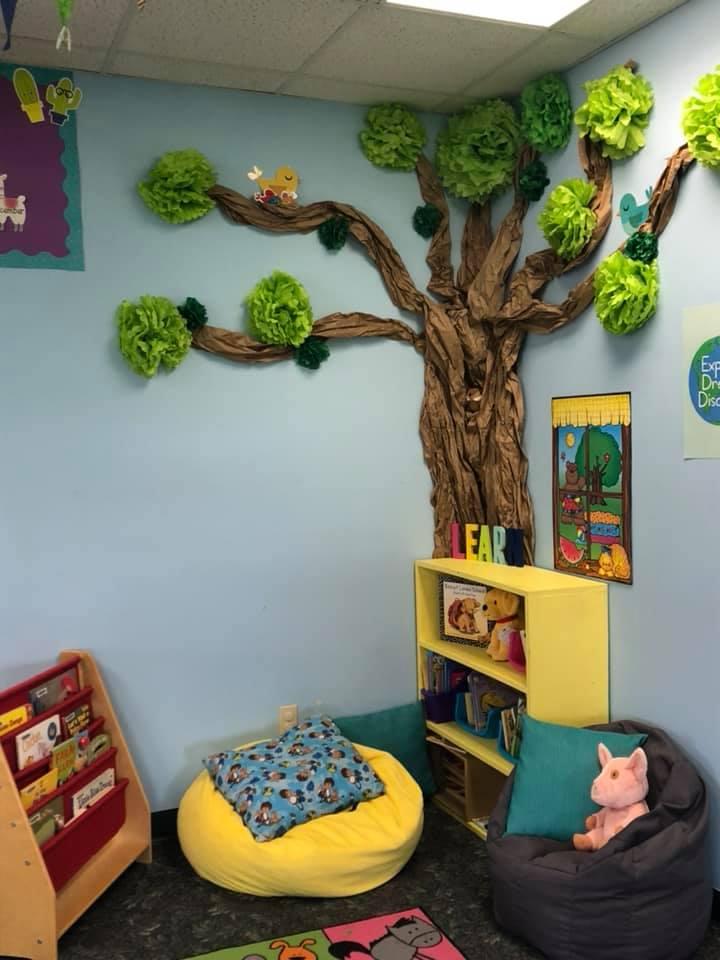 classroom decor examples