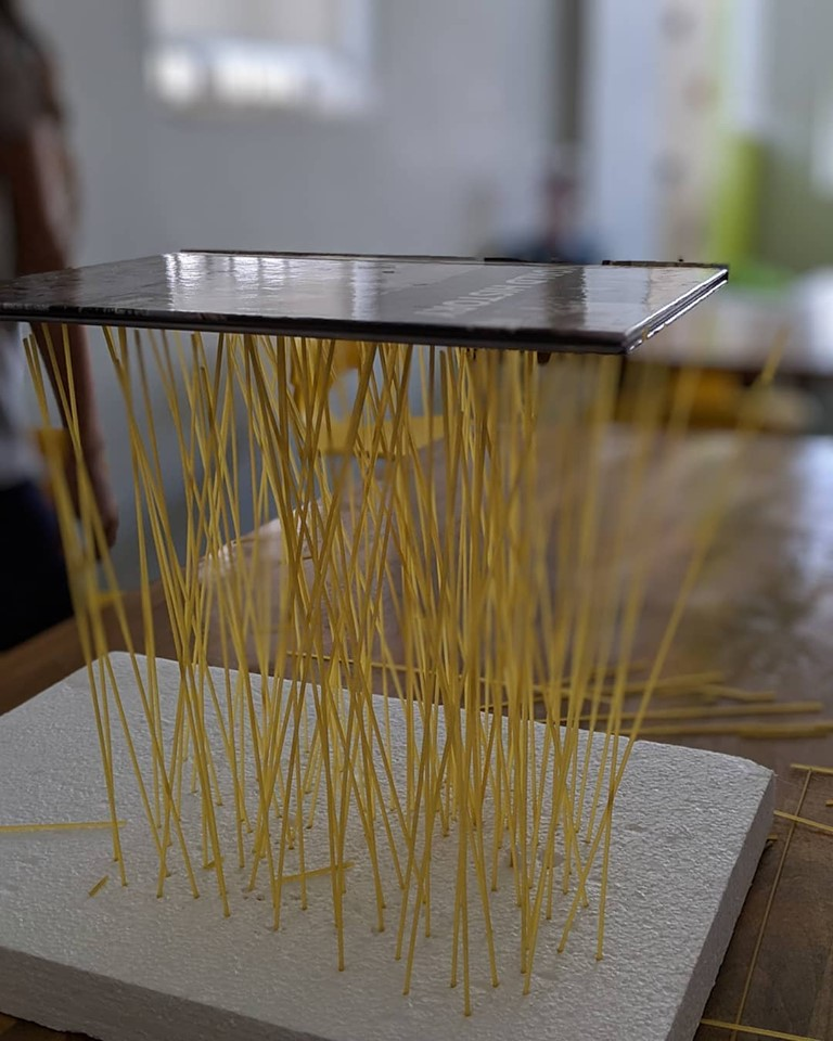 STEM Activities for Kids: Testing the Strength of Spaghetti