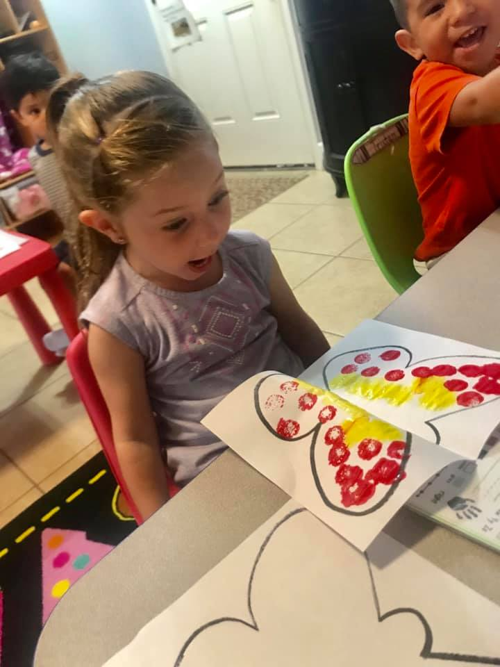 Butterfly Painting for Kids