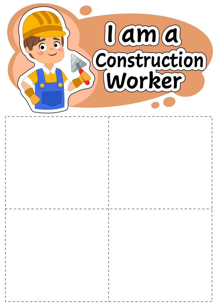 I am Construction Worker
