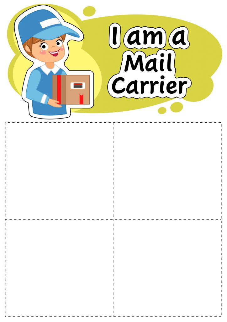 I am Mail Carrier