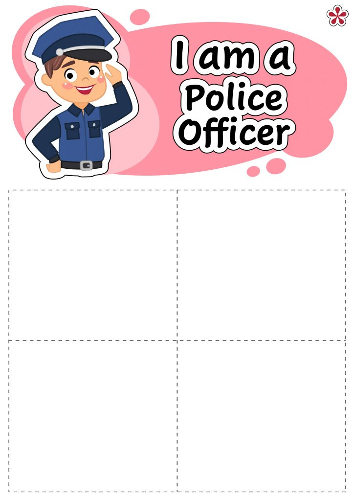 Sort and Classify Mats I am a Police Officer