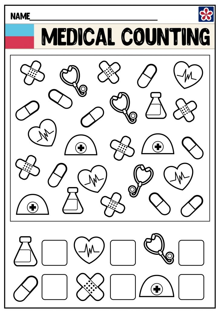 Medical Counting Worksheet