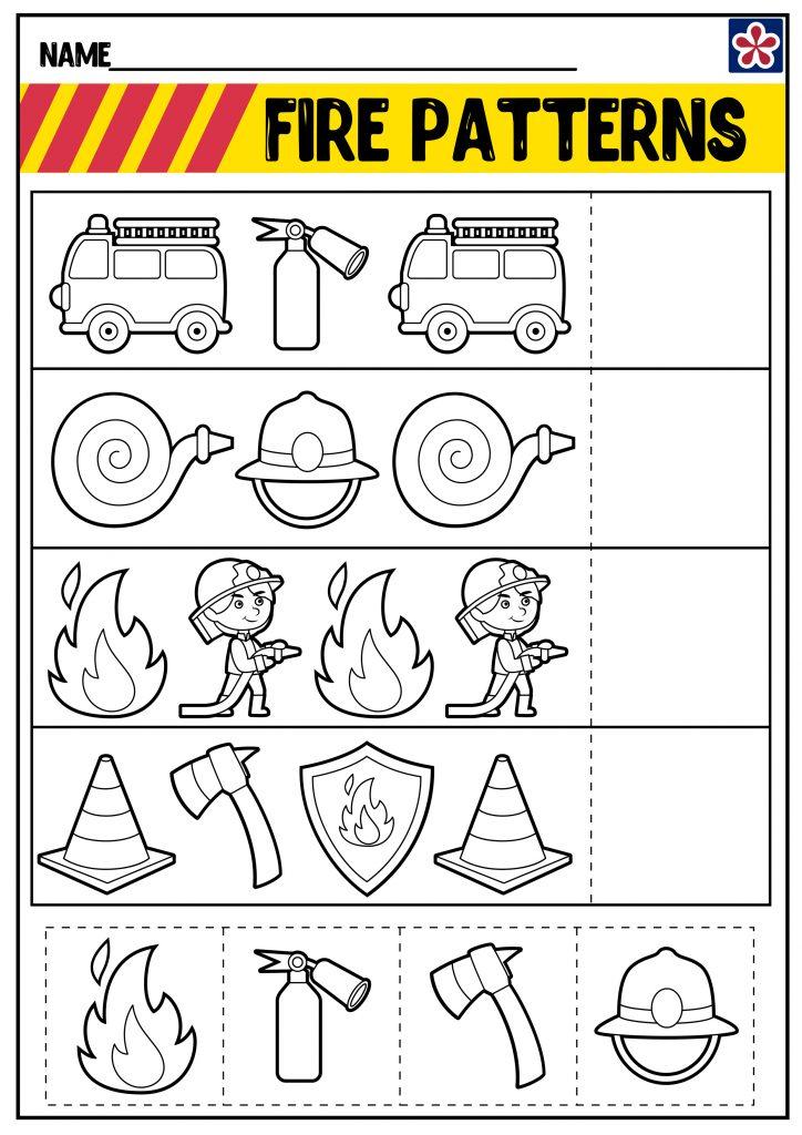 Fire Patterns