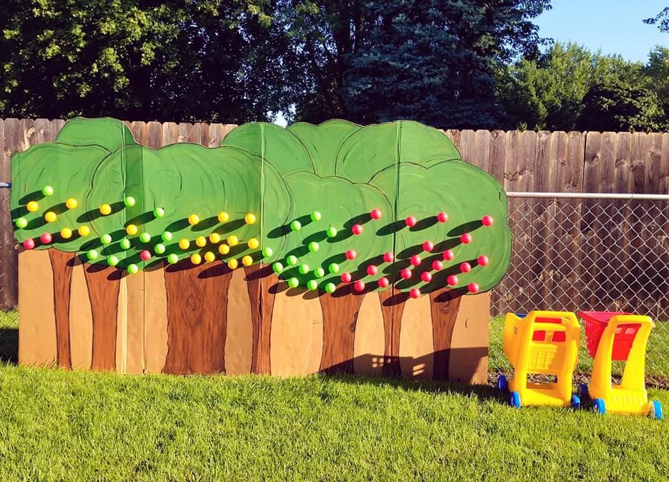 Apple Orchard Activity For Preschool