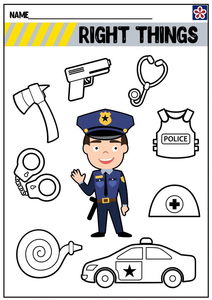 Police Worksheet