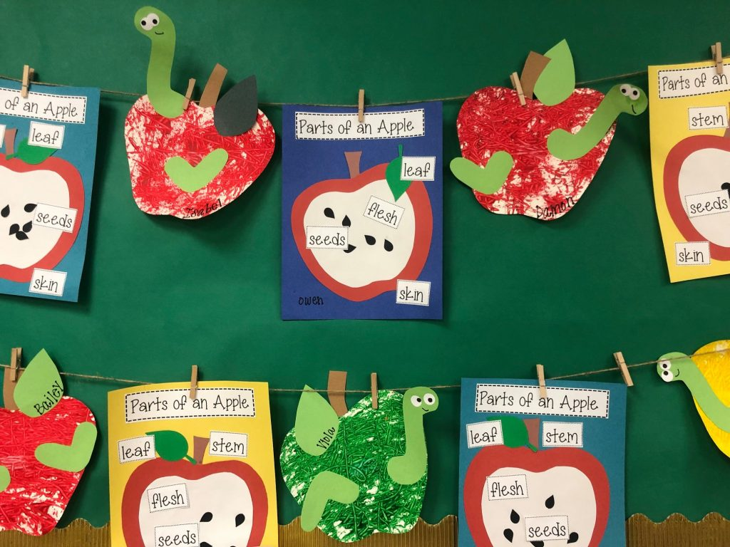 15 Apple Craft Ideas for Preschoolers
