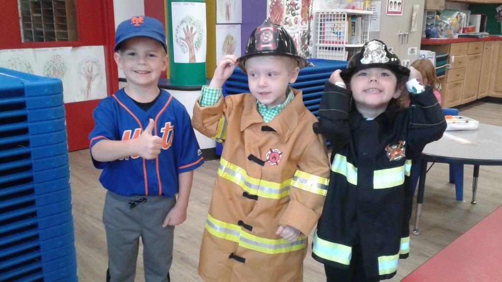 Community Helpers Week in Our Pre-Kindergarten Class