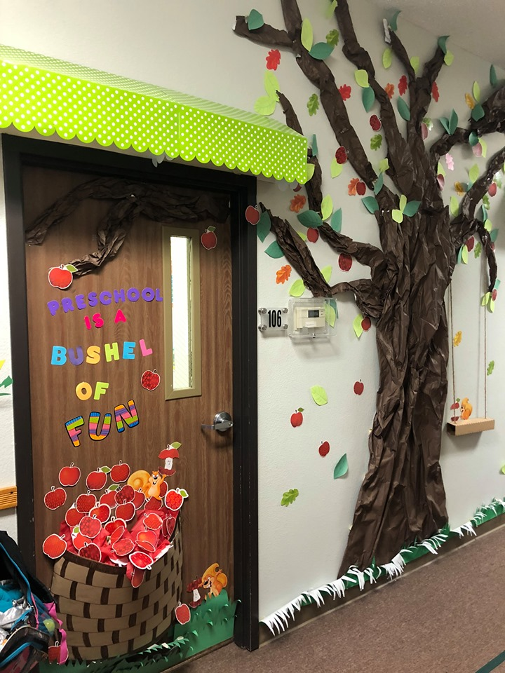 Fall Classroom Decoration Ideas for Preschool