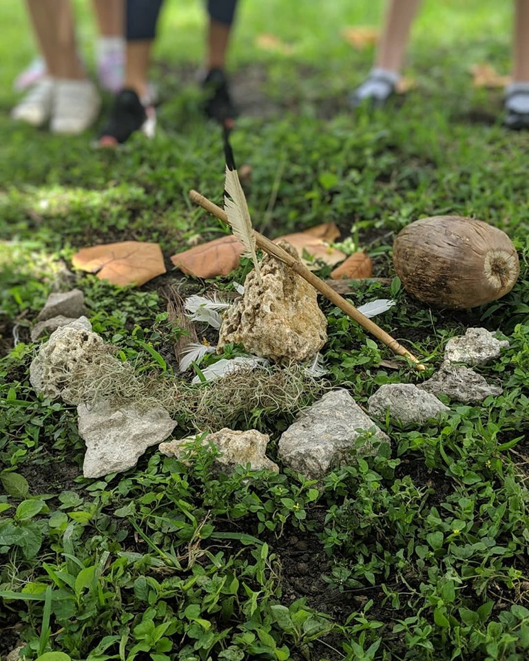 Nature Crafts for Kids: Focus on Andy Goldsworthy