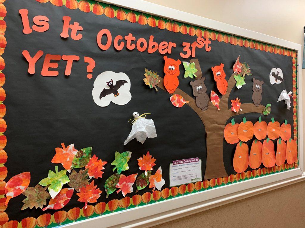 7 Halloween Bulletin Board Ideas From New Jersey Teachersmag Com