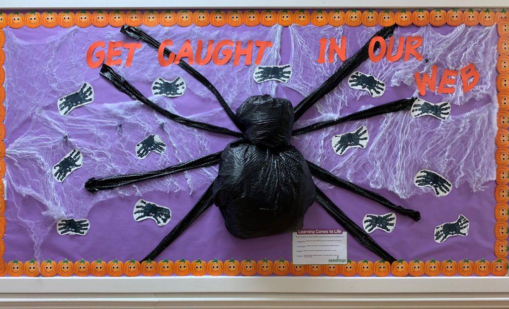 7 Halloween Bulletin Board Ideas from New Jersey