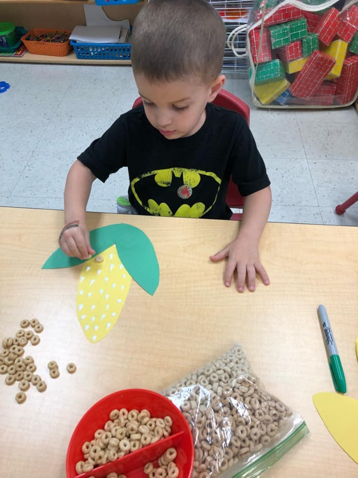 Corn Craft for Kids