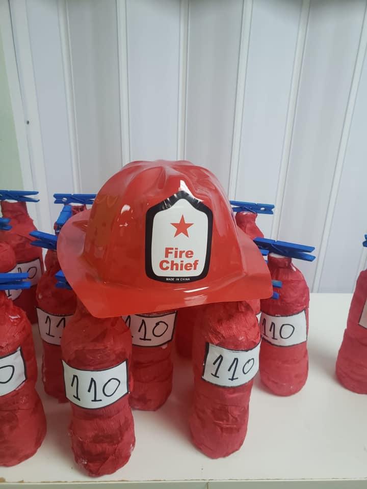 Fire Extinguisher Craft
