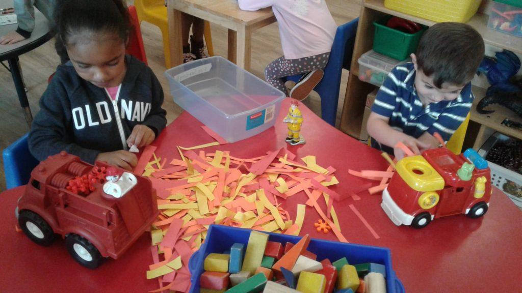 Fire Safety Activities for Preschoolers