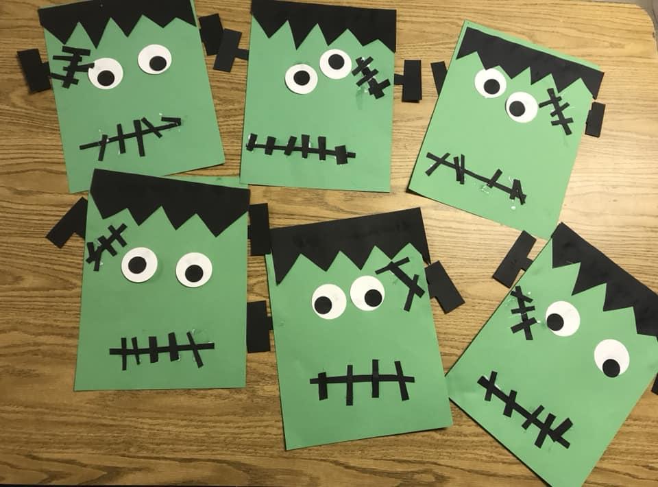 5 Frankenstein-Themed Craft Ideas for Preschool