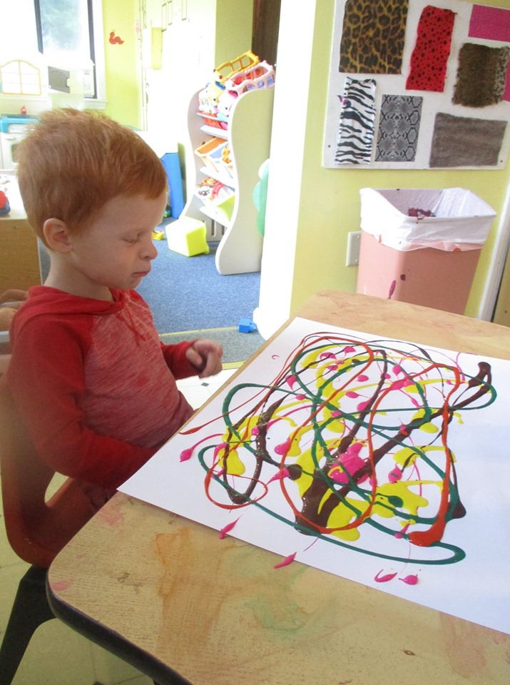 How You Can Make an Abstract Painting