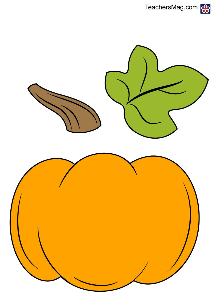 Blank Pumpkin Templates