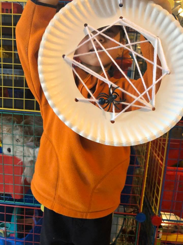 Paper Plate Marble Run Activity for Kids
