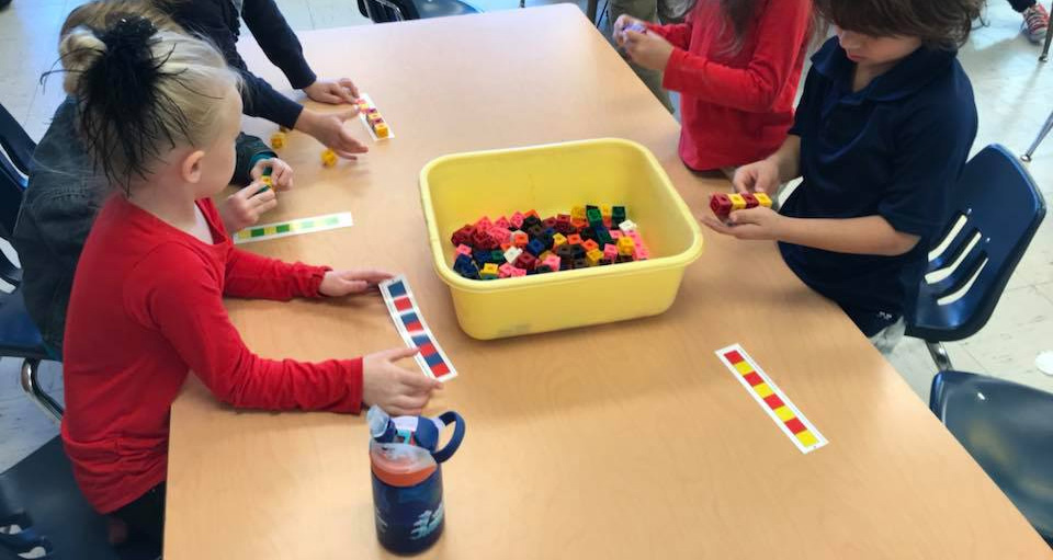 Lesson plan: Graphing Groups and Shape Pattern Recognition for Preschoolers