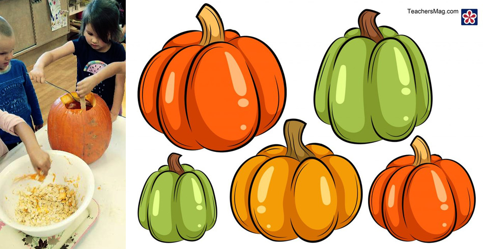 Preschool Pumpkin Theme Lesson Plan