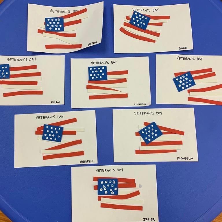 Patriotic Craft for Memorial Day