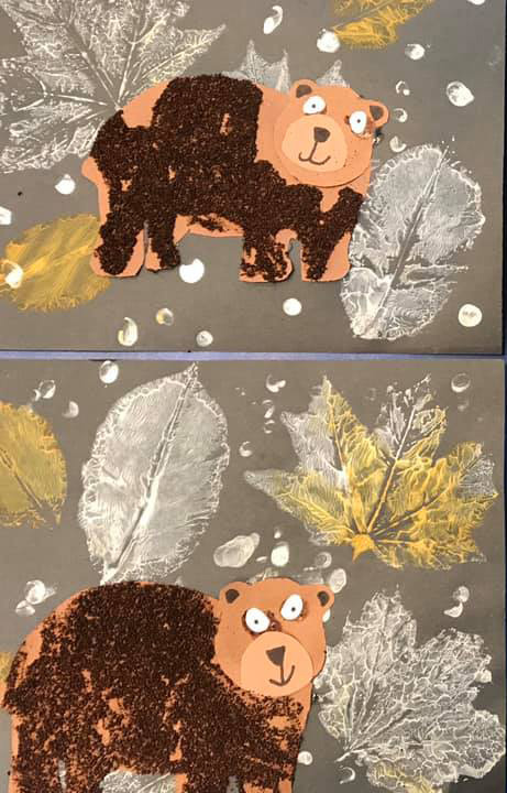 Bear and Hibernation-Related Activities for Preschool Students