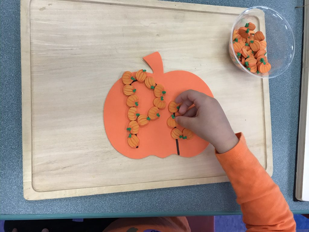 Pumpkins Activities for Preschoolers