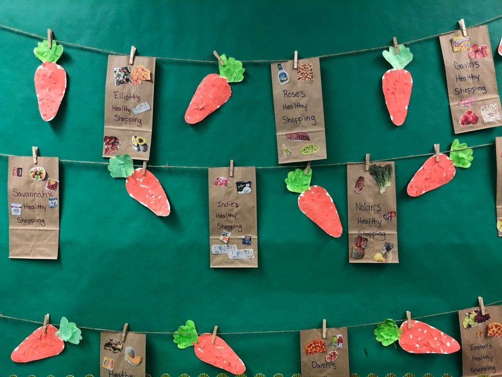 Activities About Healthy Foods for Preschool Students