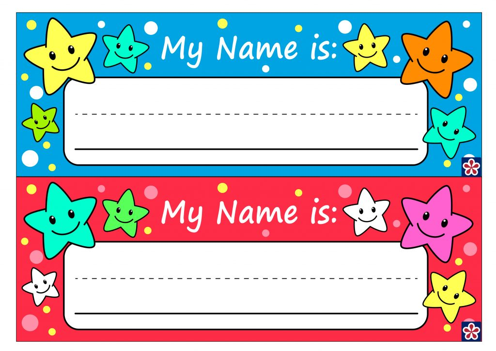 The Free Printable Name Tags