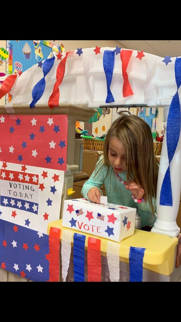 Election Day Preschool Activities