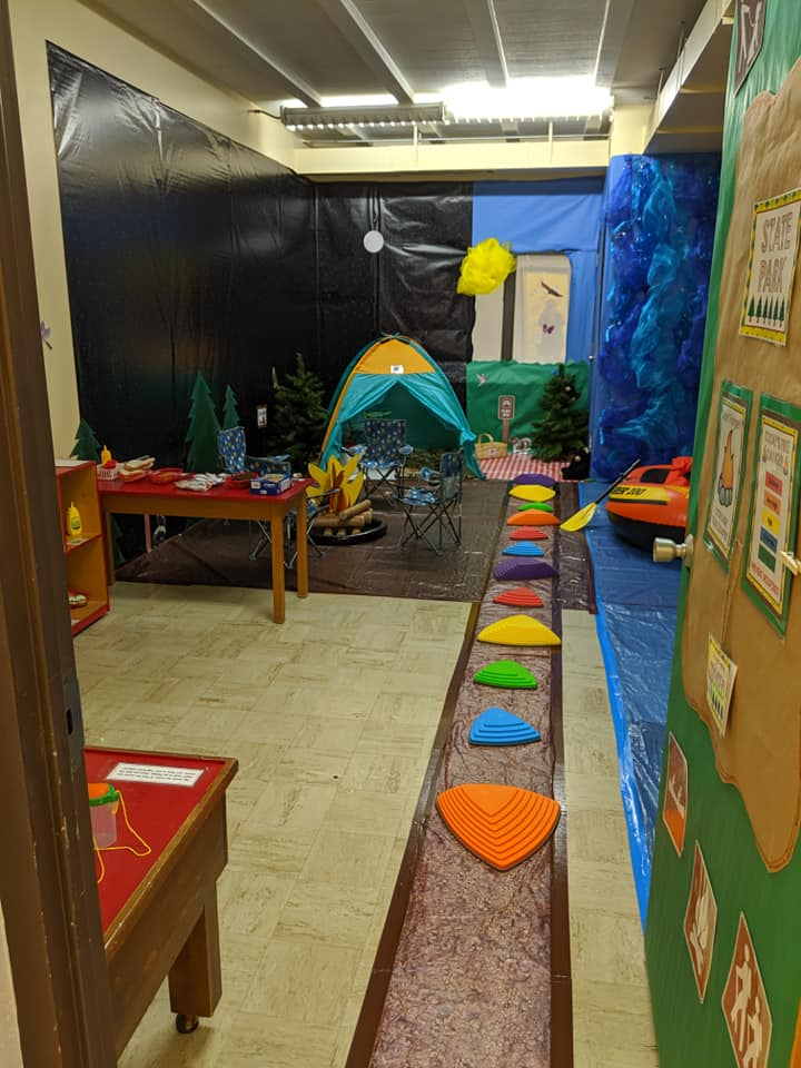 State Park Dramatic Play Center