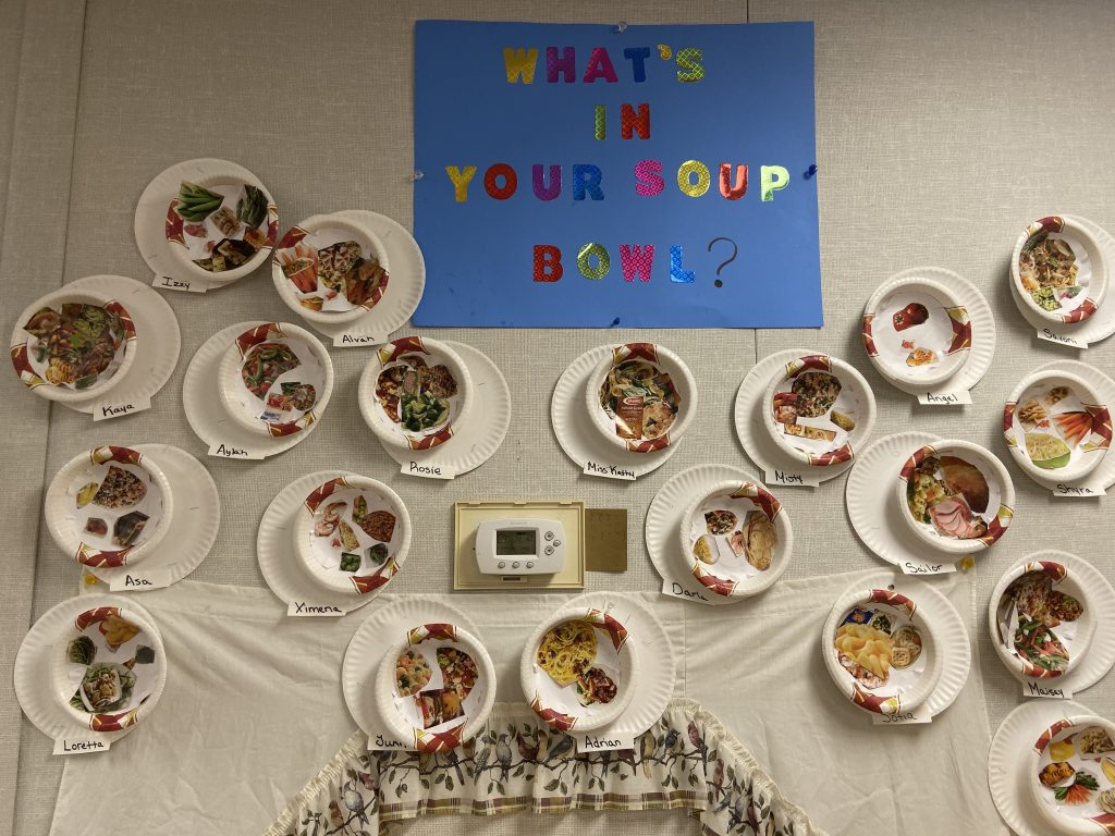 """"""" What's in your Soup Bowl?!"""""""
