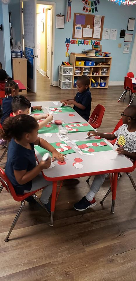 Candy Cane Day for Pre-K