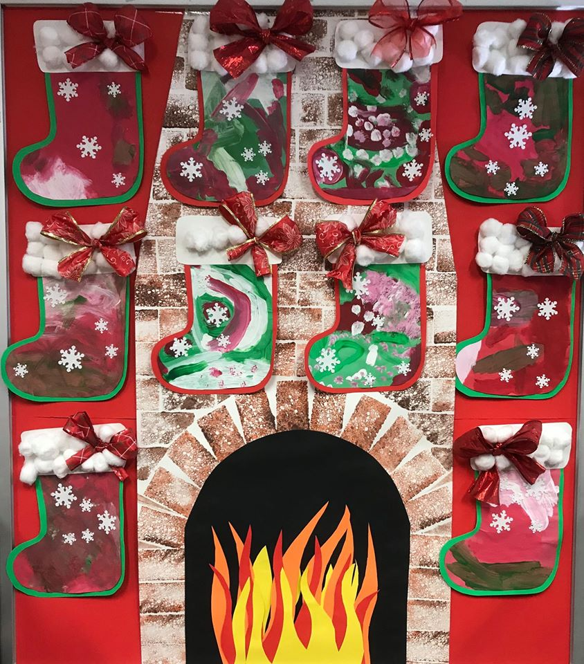 Stockings Craft Activity